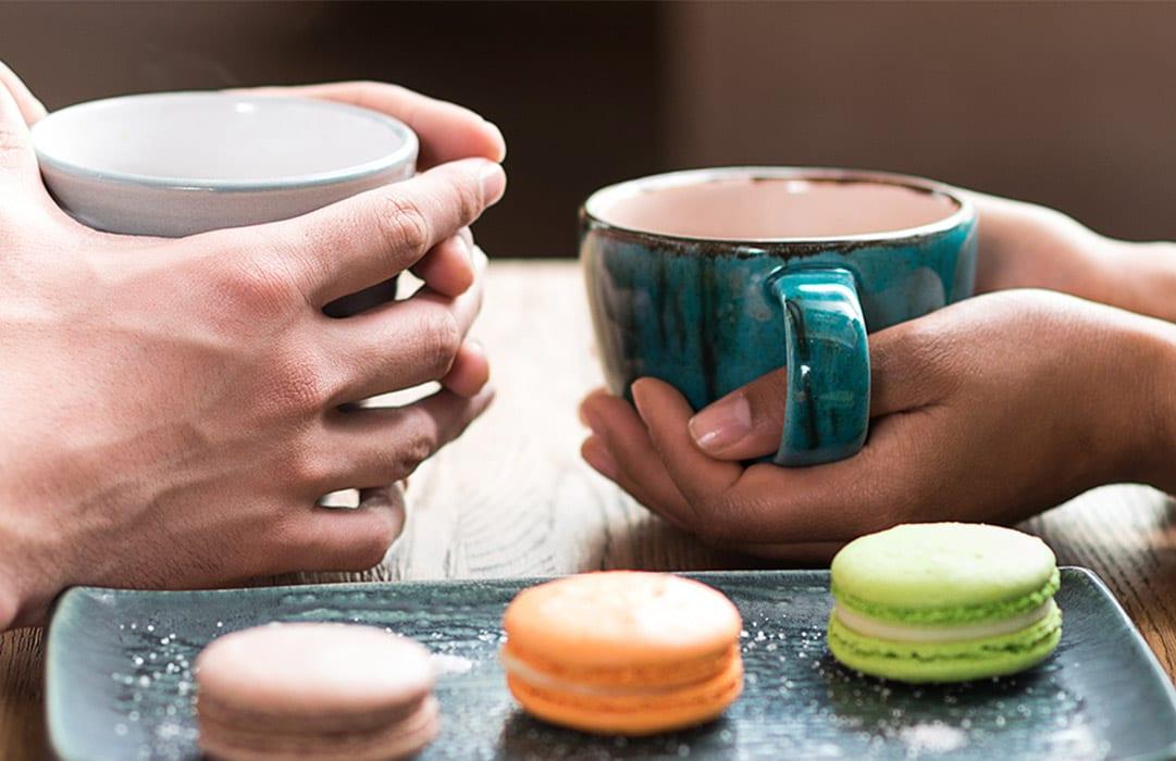 פינת קפה במשרד