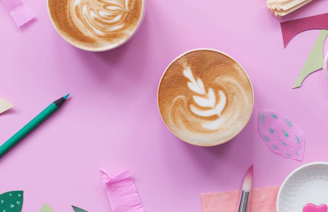 הקצפת חלב לקבלת קפה איכותי