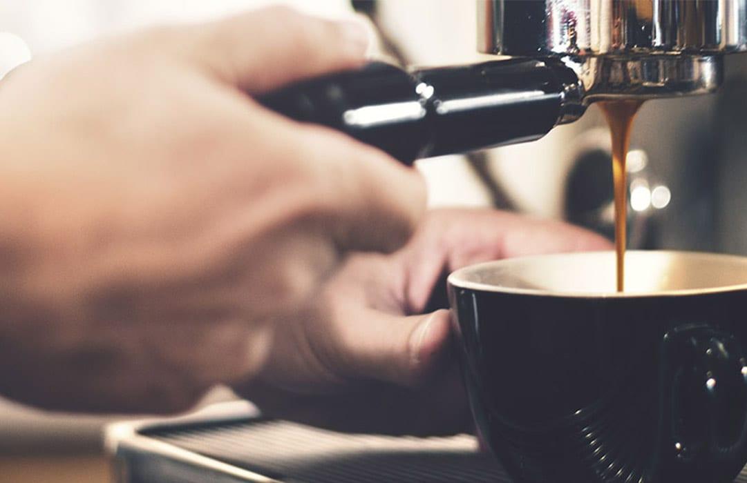מכונת קפה לעסק