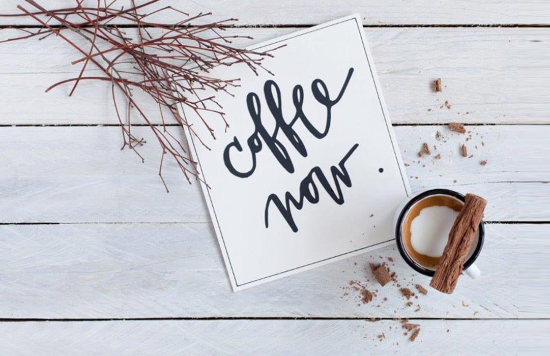 תמונת אוירת קפה