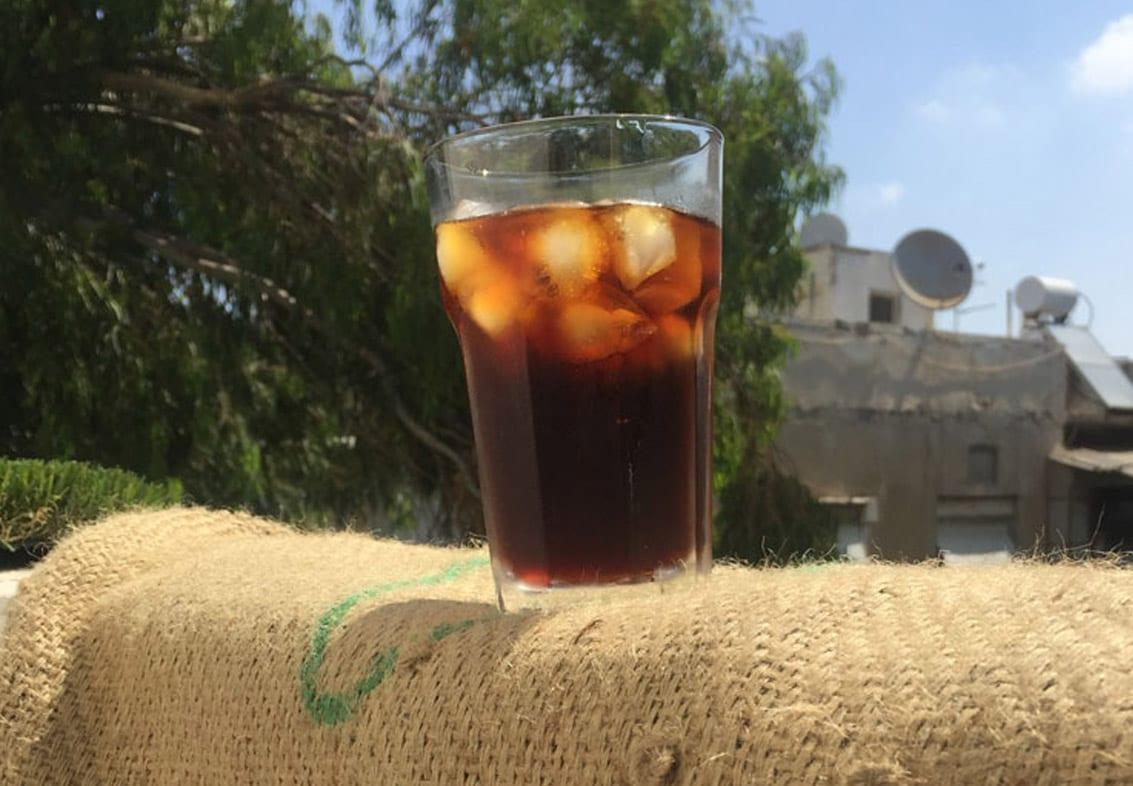 משקה קולד ברו