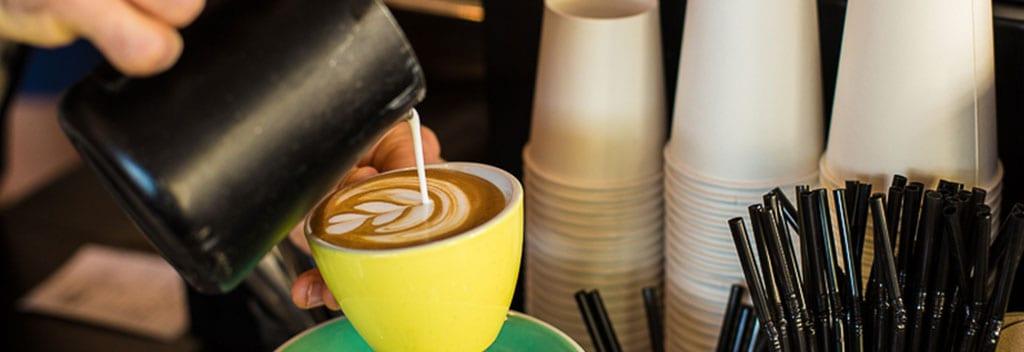 מזיגת קפה