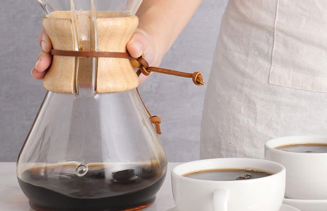 קפה פילטר ביתי