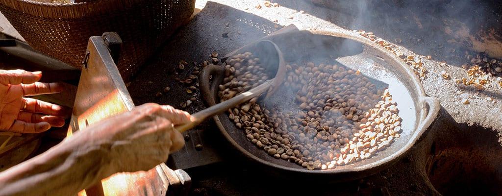 תערובת פולי קפה