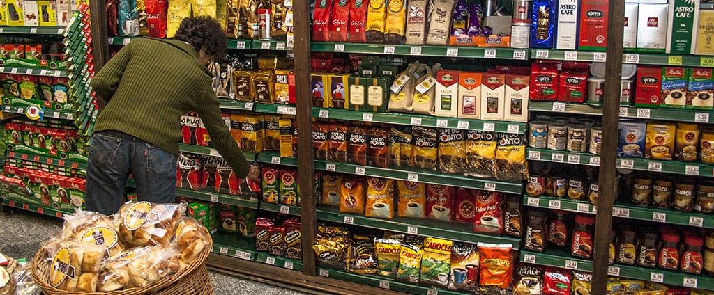 מוצרי קפה בברזיל