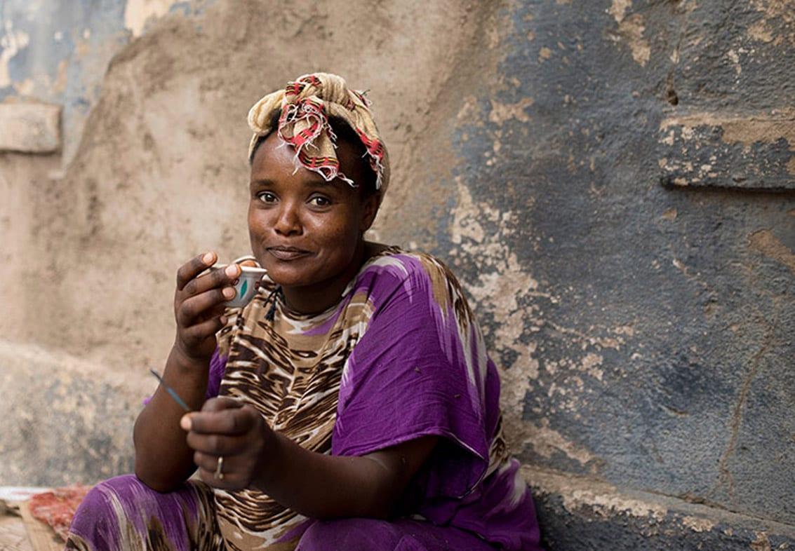 אתיופיה יש חשיבות למקור הקפה