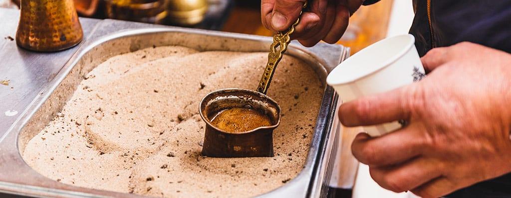 קפה בטורקיה