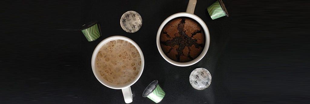 עוגות שוקלד קפה אגוזים אישיות
