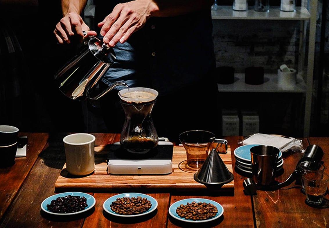 גאדג׳טים שונים להעשרת הקפה
