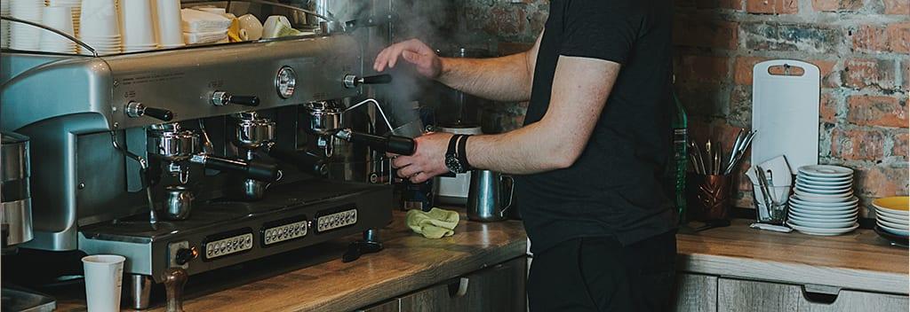 מכונת קפה אוטומטיתMelitta Barista