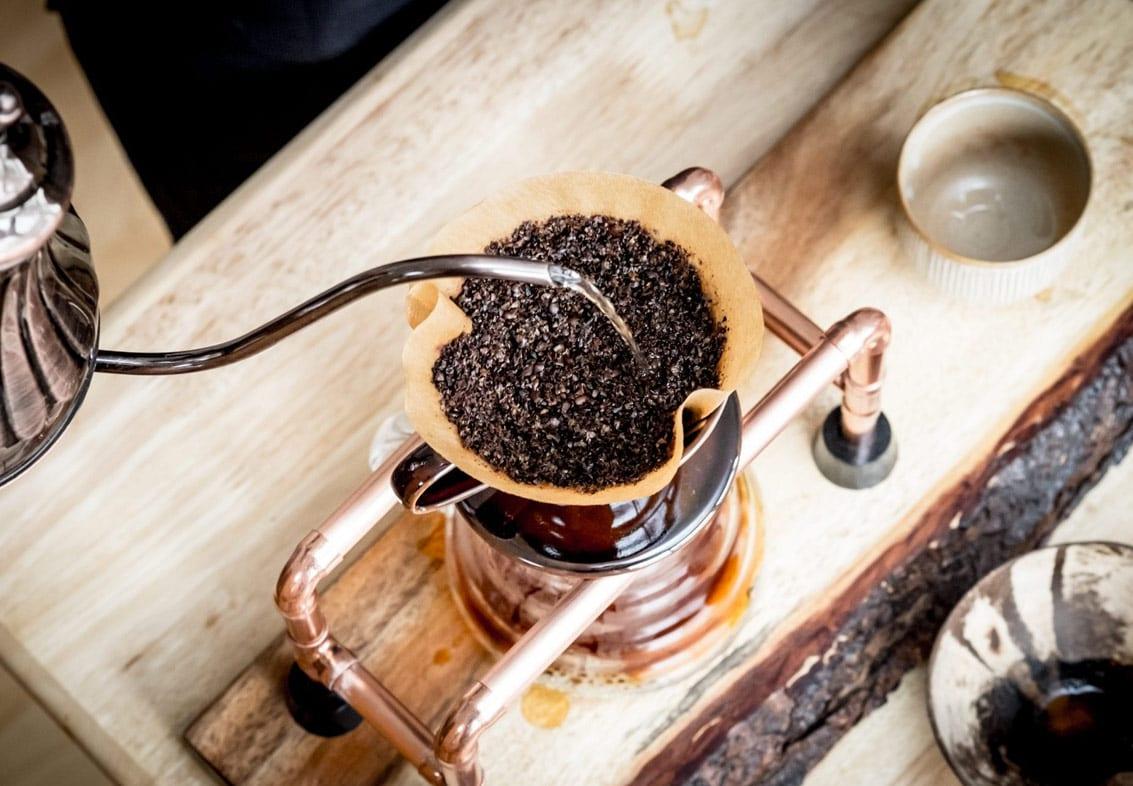 קפה ביתי פרנץ' פרס