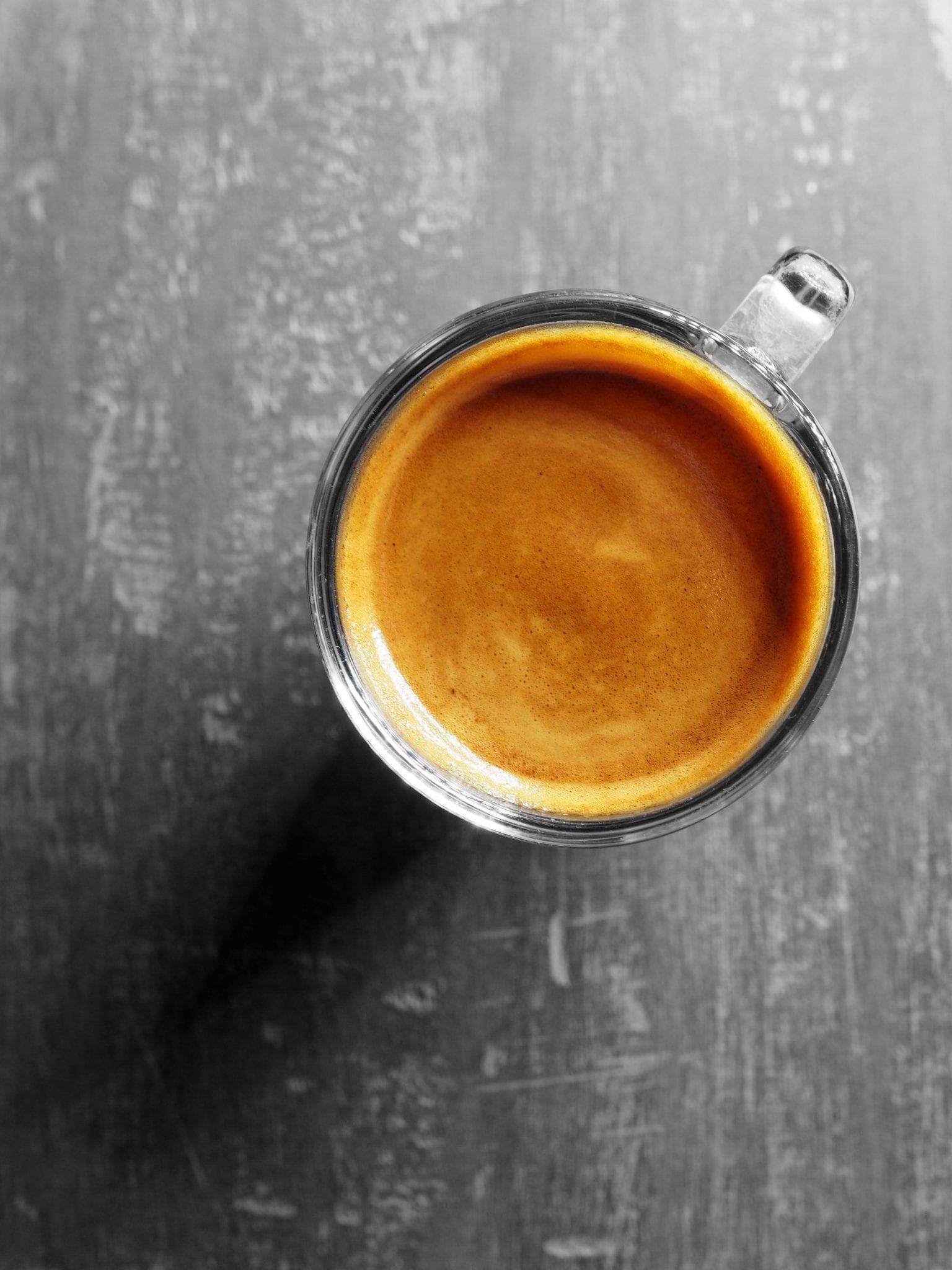 כוס קפה אספרסו