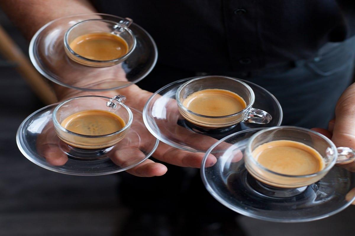 מיתוסים על מכונת קפה