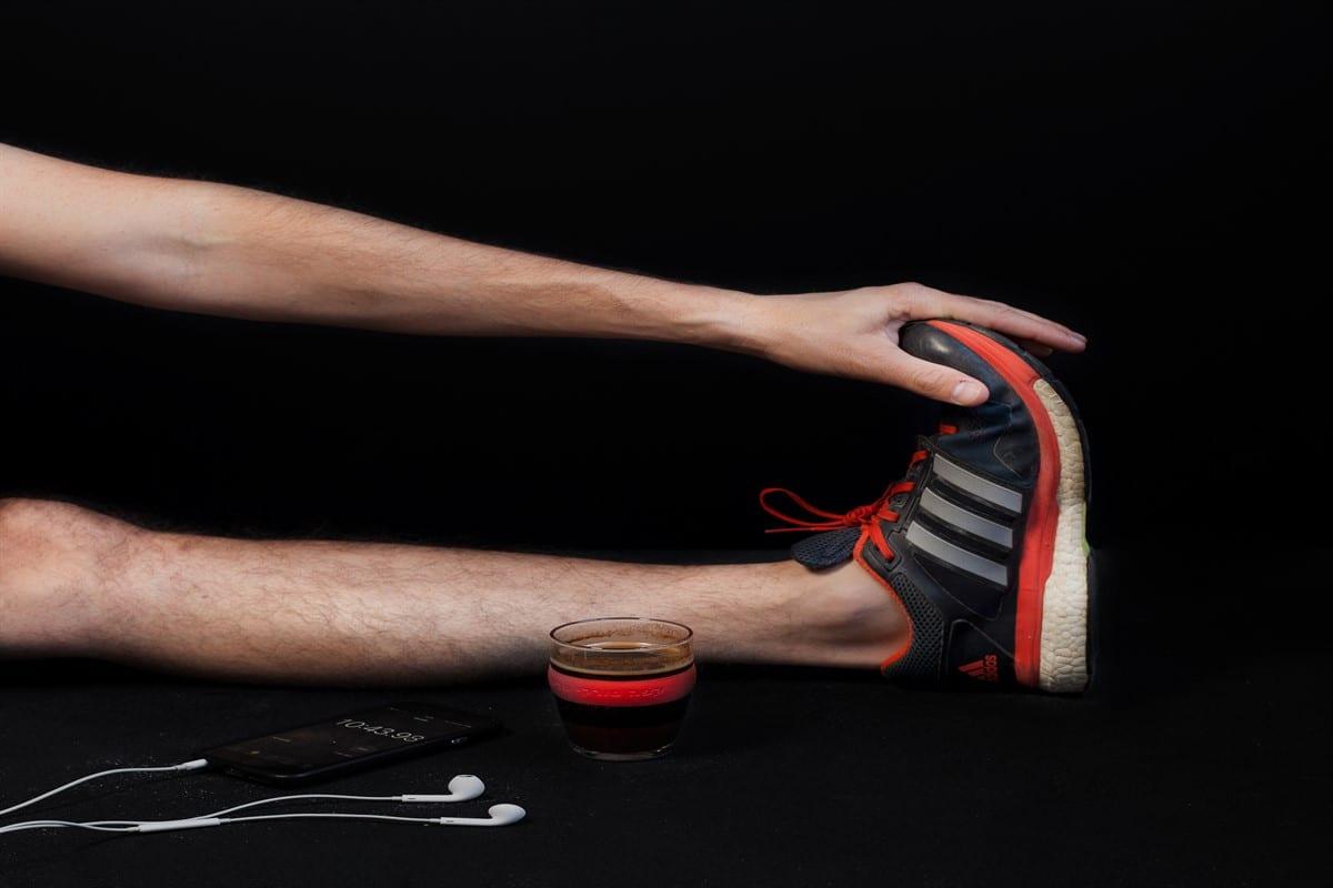 קפאין ופעילות גופנית
