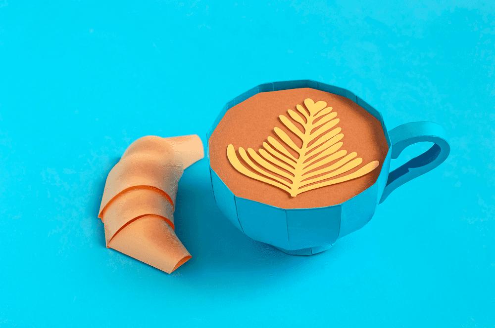 DIY קפה לילדים